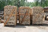 Drewno Opałowe - Odpady Drzewne - Brzoza Drewno Kominkowe/Kłody Łupane Ukraina