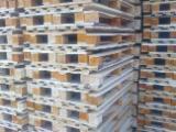 Wood Pallets - Order Grade A New Euro Pallet - Epal from Ukraine