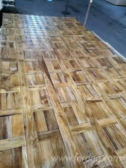 Wood-Grain-Color-Melamine-Faced-Plywood