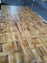 Wood Grain Color Melamine Faced Plywood, E0 glue