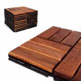 Trova le migliori forniture di legname su Fordaq - NK VIETNAM.,JSC - Vendo Piastrelle Di Legno Per Giardino Latifoglie Asiatiche
