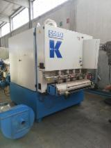Find best timber supplies on Fordaq - DANJTEC SERVICE - Calibrating Sander machine Used Costa KHV CCCC 1350
