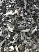 Firewood, Pellets and Residues - Birch Charcoal, EN Plus.