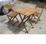 Gartenmöbel Zu Verkaufen - Design Robinie (Falsche Akazie) Oil Finish Gartensitzgruppen Garden Bistro Set, FWT203.01-WCF087 Vietnam zu Verkaufen