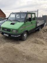 IVECO Woodworking Machinery - Used IVECO 1999 Truck For Sale Romania