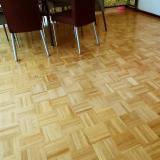 地板及户外板材 - 橡木, 木舌和凹槽