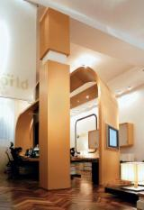 Meubles De Bureau Professionnel Et Bureau Privé à vendre - Vend Bureaux Design Feuillus Européens Chêne