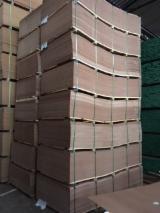 Veneer And Panels South America - White True Beadboard - HDF - HardBoard