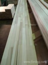Holzkomponenten, Hobelware, Türen & Fenster, Häuser - Europäisches Laubholz, Massivholz, Birke