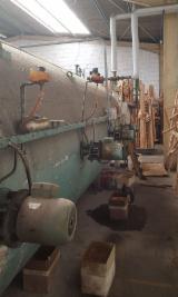 Cigomak Woodworking Machinery - Cigomak VENTILAZIONE Vacuum Drying System 10m3