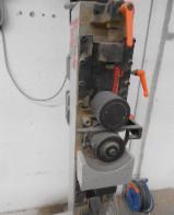 Camam Woodworking Machinery - Camam ZS Simple Knurling Machine