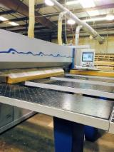 HOLZMA Woodworking Machinery - Used 2007 HOLZMA HPL 550 Panel Saws