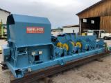 Деревообрабатывающее Оборудование - Станок Для Оцилиндровки Кольев BRUKS RR700 Б/У Австрия