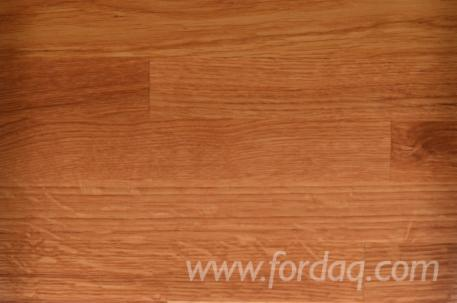 Worktops, 100% Solid Wood, Finger-jointed