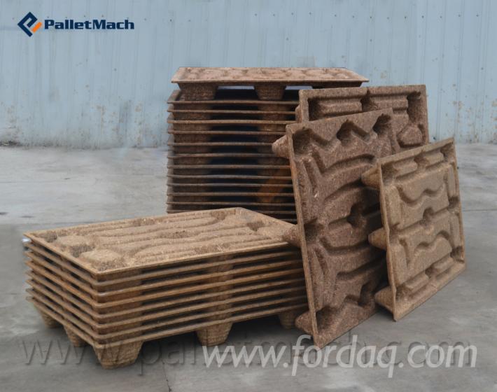 Pressholzpalette-zum