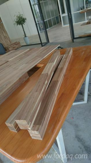 3-Schicht-Massivholzplatte