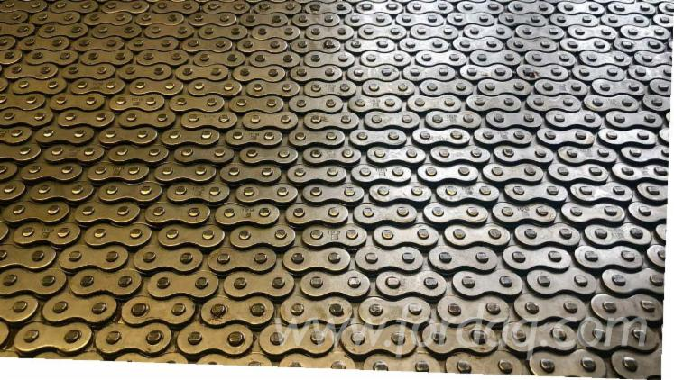 X Serie The special feature of Feickert conveyor chains