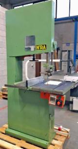 Agazzani Woodworking Machinery - Used Agazzani NRA 600 1992 Band Saws For Sale Italy