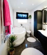 Меблі Для Ванної Кімнати - Набори Для Ванних , Дизайн, 1 штук Одноразово