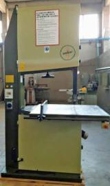 Meber Woodworking Machinery - Used Meber SR DS 800 1995 Narrow Band Resaws For Sale Italy