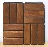 Cheap Price Interlocking Wood Floor/Anti Slip Deck tiles