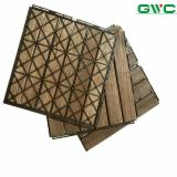2018 Acacia Wood Deck Tile/ Outdoor Patio Floor Tiles for Balcony