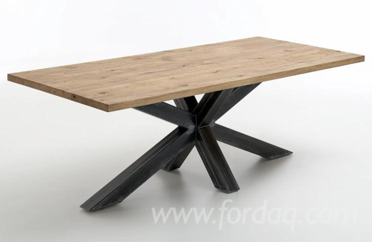 Wholesale Design Oak Dining Tables Germany