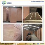 木质组件、木框、门窗及房屋 - 木门, 中密度纤维板(MDF), 纯正木皮单板