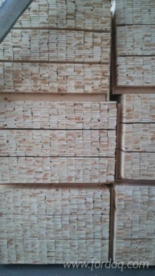 15; 16 mm Fresh Sawn Pine - Scots Pine Belarus