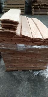 批发木皮 - 采购或销售木皮复合板 - 天然木皮单板, 橡木, 平切,平坦