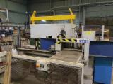 Gluing Lippings And Edge Strips - Used GreCon Finger-Joint Assembly Machine, 2007