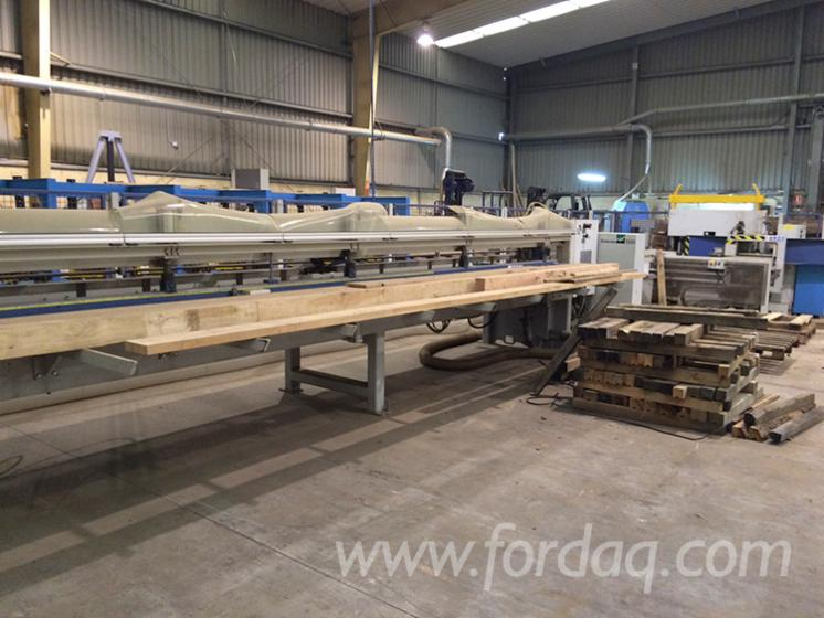 Finger Joint assembly machine