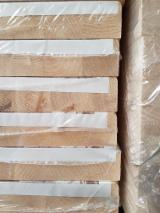Solid Wood Panels - FSC Spruce 40 mm Continuous Stave European Softwood Germany