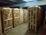 Firewood, Pellets And Residues Fresh - Birch, Common Black Alder, Grey Alder Firewood/Woodlogs Cleaved