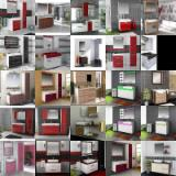 Turkey Bathroom Furniture - MDF Bathroom Furniture, Cabinets