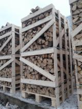 Firewood, Pellets And Residues - Beech firewood