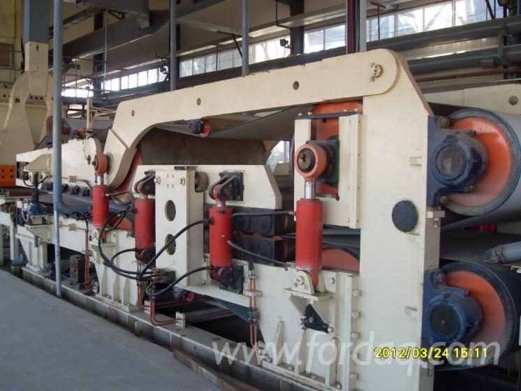 New-MDF-production-line-New-wood-based-panel-mills-Wood-based-panel-installment