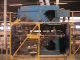 Steinemann Woodworking Machinery - Used 1976 Steinemann OSUS NOVA 190 Abrasive Planer & Sander