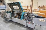 HOLZ-HER Woodworking Machinery - Used 1998 HOLZ-HER 1402 MF Edgebander