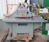 CANTEK Woodworking Machinery - Used CANTEK C-12RS Rip saw - straight line