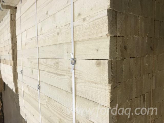 Vend Sciages Epicéa - Bois Blancs Estonie