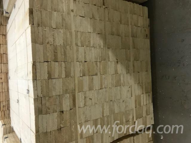 Packaging timber