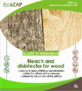 Produits de Traitement et de Finition du Bois - Vend Produits Décolorants EcoZAP 33 WhiteWood