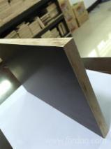 Plywood - CE Poplar Black Film Faced Plywood, 20 mm