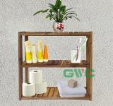 Vietnam Bathroom Adjustable Shelf Rack