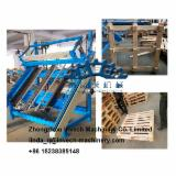 Offer for Wood Pallet Nailing and Stacking Equipment
