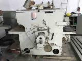 Poland Woodworking Machinery - Used PAUL K3 U 1200 1982 Gang Rip Saws With Roller Or Slat Feed For Sale Poland