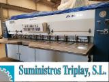 Find best timber supplies on Fordaq - SUMINISTROS TRIPLAY, S.L. - OMECO JTL-340 M Veneer crossfeed splicing machine