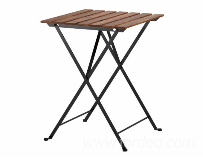 Vend-Ensemble-De-Jardin-Meubles-En-Kit---%C3%80-Assembler-Feuillus-Europ%C3%A9ens-Acacia-H%C3%A0