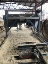 Horizontal Frame Saw - Used -- Horizontal Frame Saw For Sale Romania